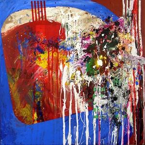 'flowers for John Martin', by Alan Slater