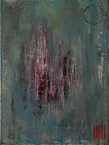'velum ii...', by Alan Slater
