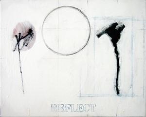 'reflect...', by Alan Slater