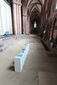 Carlisle Cathedral, by Maggie Hall
