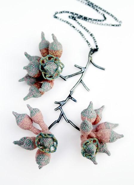 Plant Hunter Neckpiece