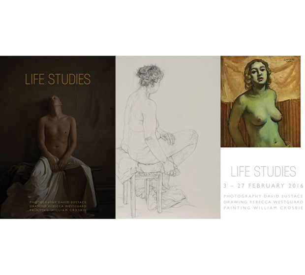 Life Studies at the Scottish Gallery