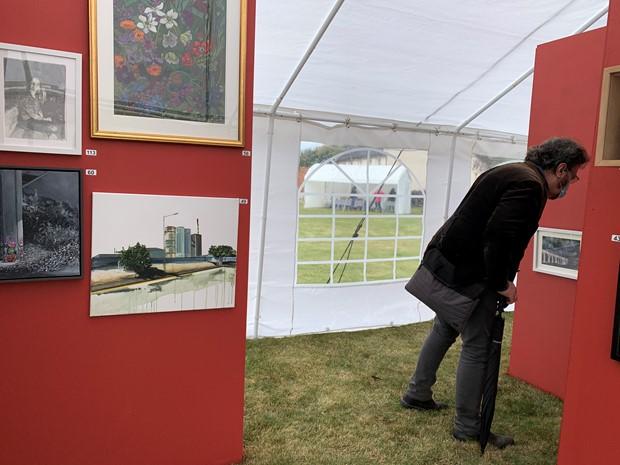 Holt Festival, by Rosie Greenhalgh