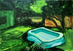 Staycation, by Rosie Greenhalgh