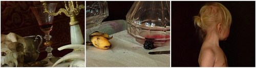 Attempts on a still life (Glass Series 1-3)