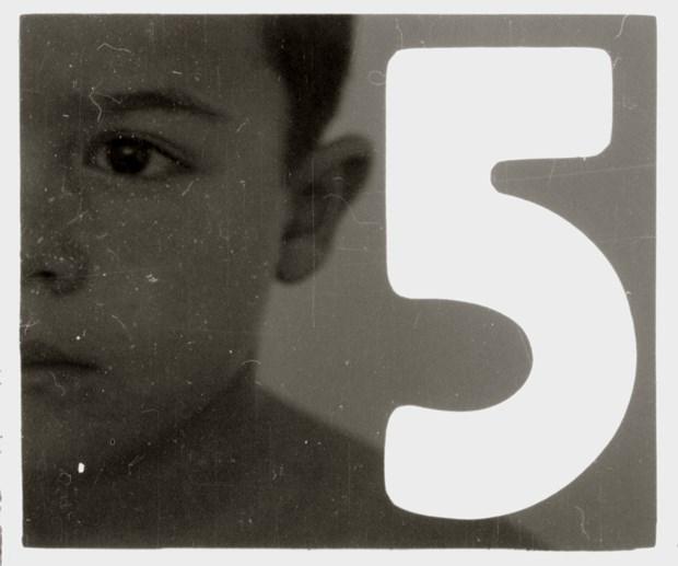 a boy of 4 imagines 5