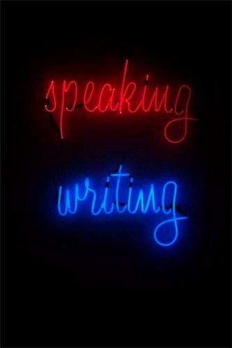 Speaking Writing