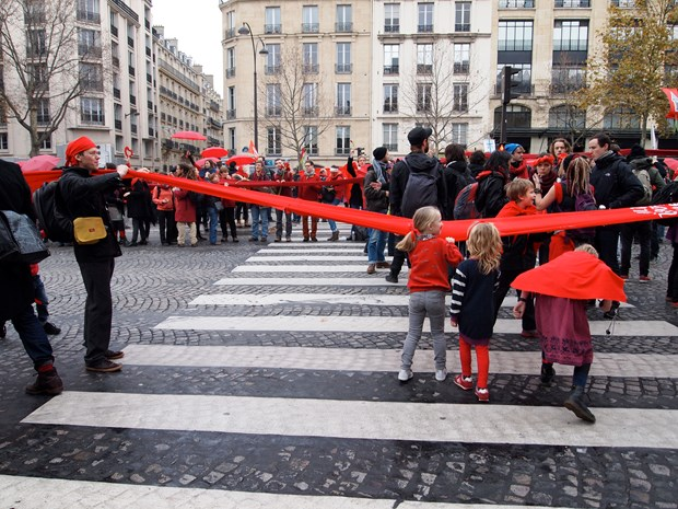 FAN (Family Activist Network) COP 21