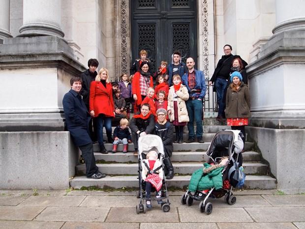 FAN (Family Activist Network) COP 21