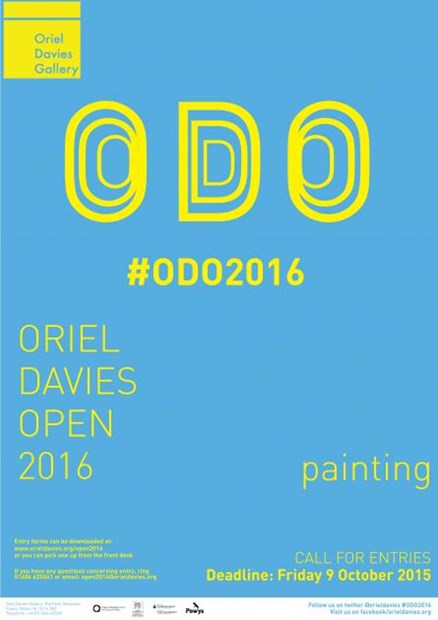 Oriel Davies Open 2016 Painting