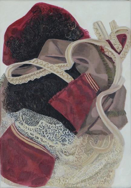 Fringe Things, by Caroline Watson