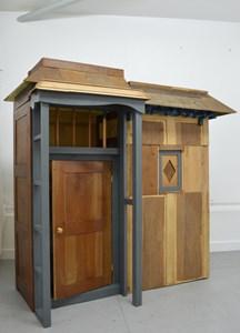Hut, by Caroline Watson