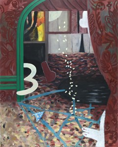 Threshold, by Caroline Watson