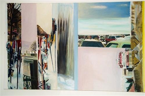 Ski series no4