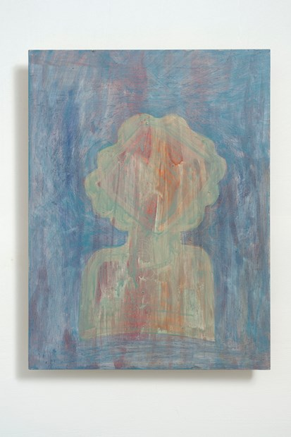 Ghost portrait, 2014