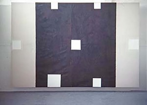 Seven or eight squares, by Jane Ostler