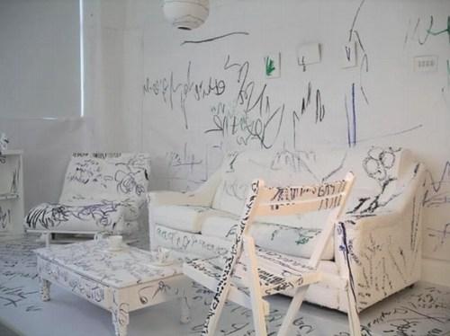Room Drawing