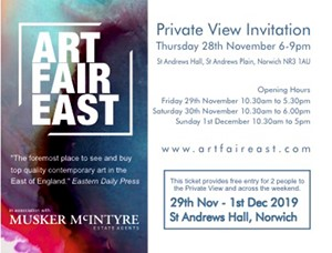 Art Fair East, by Polly Cruse