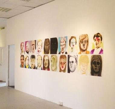 Imaginary Portrait Series