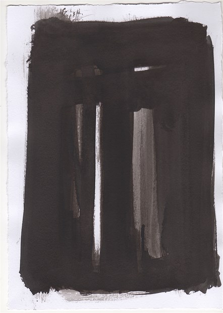 Untitled - from the 'Dark Forest' series