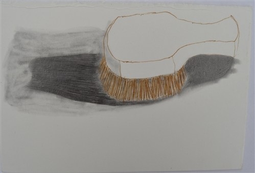 Jeanette Orrell, Brush Series 1, 2013