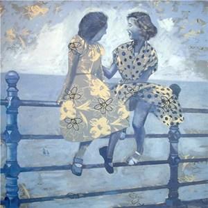 Friends, by Jan lee Johnson
