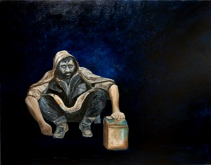 We Are All Refugees, by Alison Raimes