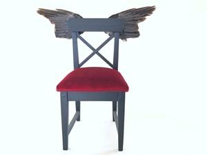 Wing Chair, by Clare Winnan