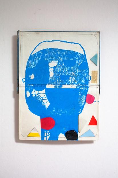 Blue Head 4