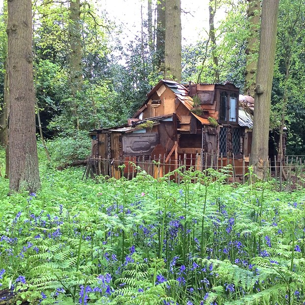 InsideOutHouse - Credit: InsideOutHouse for Packwood Follies at National Trust Packwood House Warwickshire