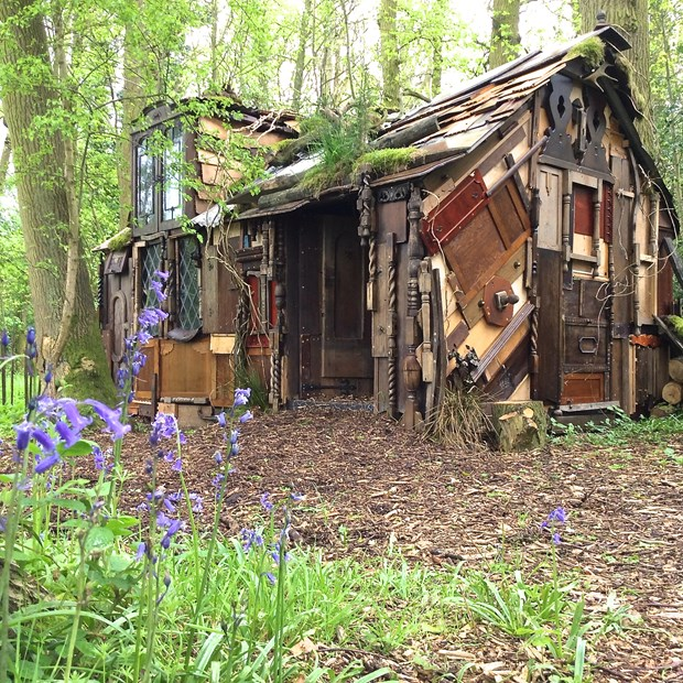InsideOutHouse - Credit: InsideOutHouse for Packwood Follies Packwood House Warwickshire