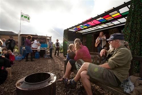 Sandfields Festival of Ideas - Credit: Eva Bartusek