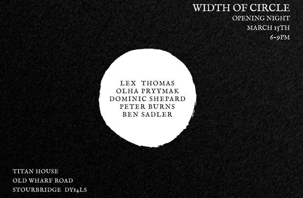 Width of Circle - Opening night