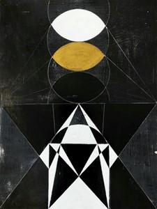 B.E.M Divination I, by Dean Melbourne