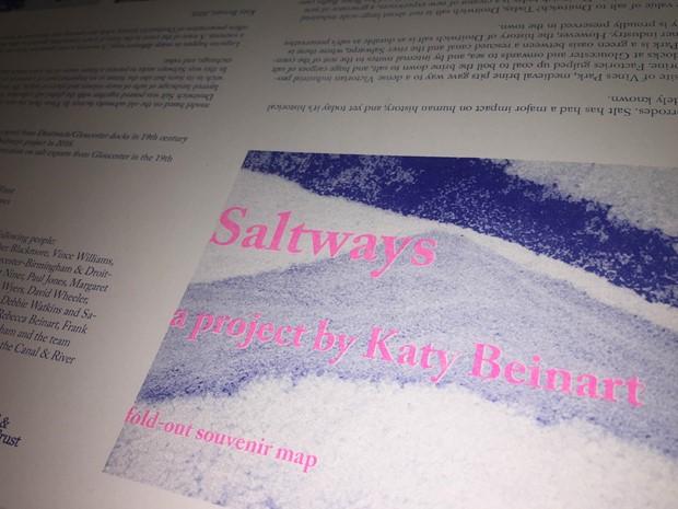 Saltways (map and souvenir)