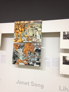 International Print Triennial SMTG Krakòw, by Janet Sang