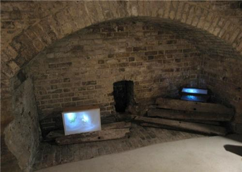 Installations at Martello Tower