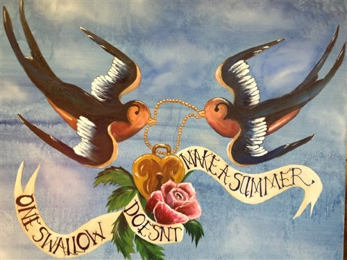 Summer Swallows 2012
