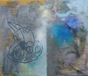 Dispersion of spirit, by Carol McDermott