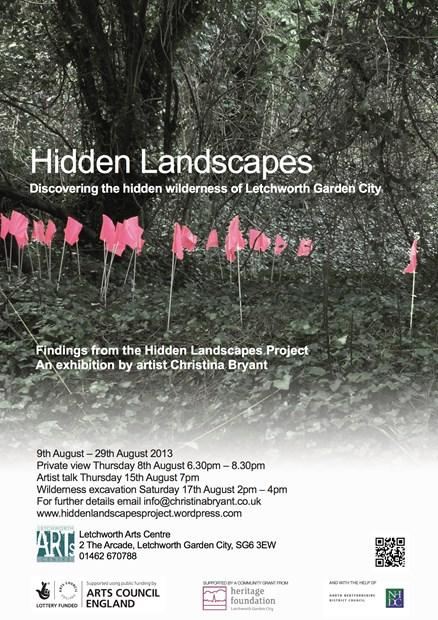 Hidden Landscapes Project
