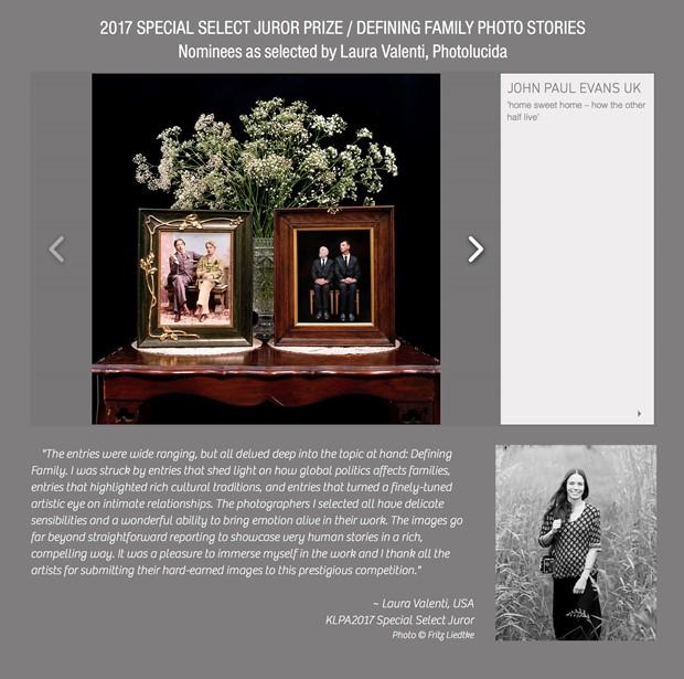 John Paul Evans - Kuala Lumpur Photo Awards