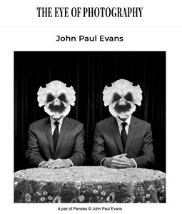 Today's Lesson is featured in this weekend's L'Oeil de la Photographie, by John Evans