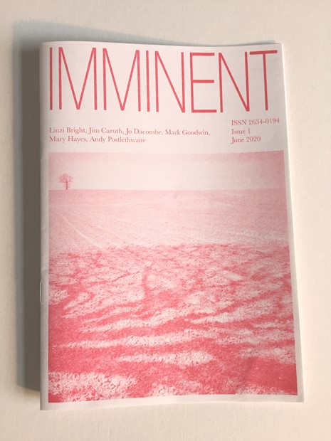 IMMINENT Issue 1, by Jo Dacombe