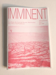 IMMINENT, by Jo Dacombe