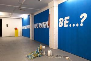 Art Lab at Dean Clough, by Alice Bradshaw