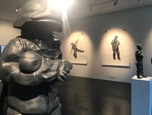 Art Lab October 2021: Louis Tuckman & Paul Digby, by Alice Bradshaw