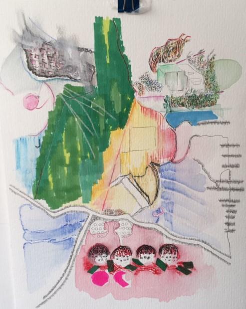 November Art Lab at Dean Clough, by Alice Bradshaw