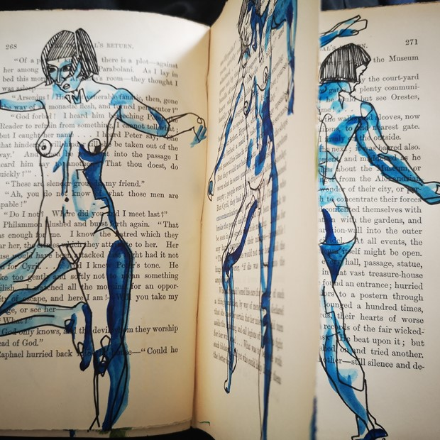 October Art Lab, by Alice Bradshaw