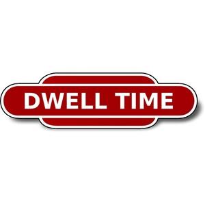 Dwell Time, by Alice Bradshaw