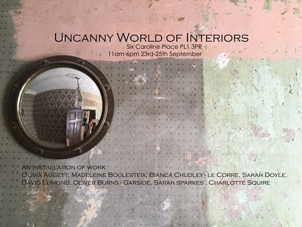 Uncanny World of Interiors